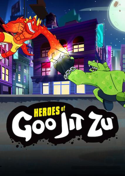 Heroes of Goo Jit Zu